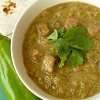 Green Chili stew. Need to learn this one. Makes me want to go back to N.M. for a visit