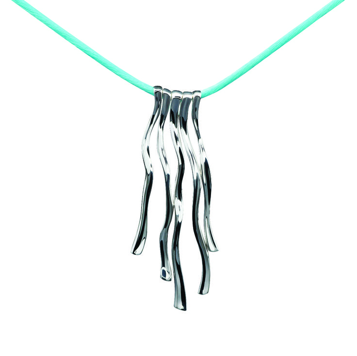 Sterling silver pendants - Ebb Tide collection