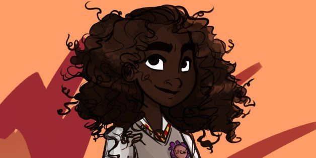 The New Hermione Is Literal Black Girl Magic