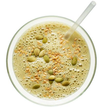 Pumped-Up Smoothie Recipe - Health Mobile