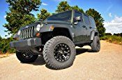 Rough Country 609S 3.5″ Suspension Lift Kit for Jeep Wrangler