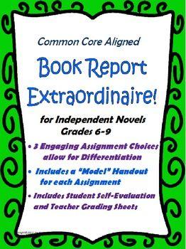 book reports common core Book reports bookshelf ideas fourth grade back to school middle school classroom management common cores common core free math common core e-book for.