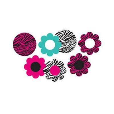 Pink Zebra Boutique Table Scatter  Add these fabulous table scatter that come in colored pink zebra print and fun shapes.  See more at: http://myhensparty.com.au/pink-zebra-boutique-table-scatter-p-5180.html