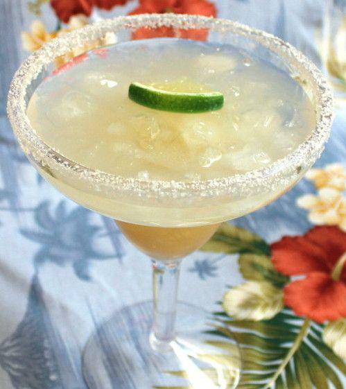 Simple Margarita Recipe Without Triple Sec