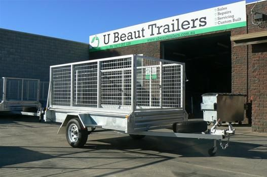 U Beaut Trailers is a family-owned company providing galvanised trailers that are built to last. We only use 100% new parts (no reconditioned tyres or wheels). We pride ourselves on our customer service, flexibility and great value trailers and parts. Our trailers come with a 1 year structural warranty on suspension and trailer frame. For more information visit at http://ubeauttrailers.com.au and contact us 03-9708 2691, Mobile: 0417 057 129 U Beaut Trailers, 13 Rutherford Road, Seaford Vic…