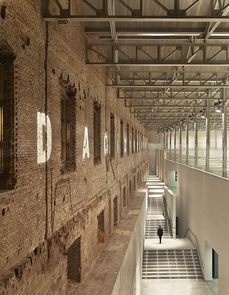 Daoíz y Velarde Cultural Centre by Rafael de La-Hoz Arquitectos http://bit.ly/1gOG8GE #architecture #spain