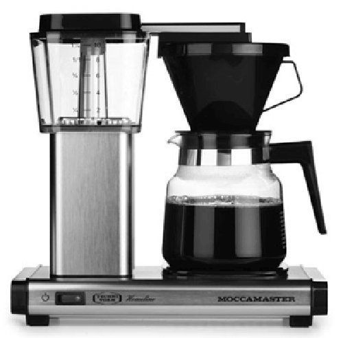 Nice Technivorm Moccamaster Thermal K 741 AO Model) Coffee Brewer With Glass  Decanter (Brushed Matte Silver) The Technivorm Moccamaster Coffee Brewer Is  One Of ... Nice Ideas