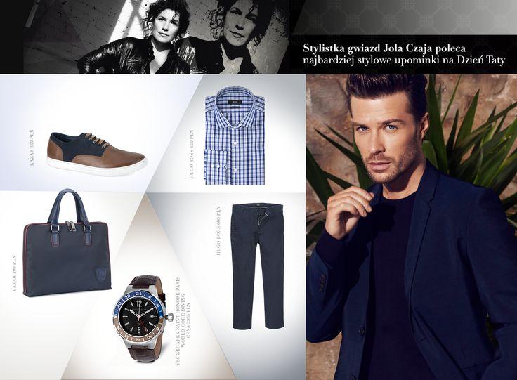 Stylowe prezenty na dzień ojca znajdziesz na www.kazar.com #kazar #buty #teczka #pasek #trend #look #portfel #stylizacja #lato #wiosna #prezent #gift