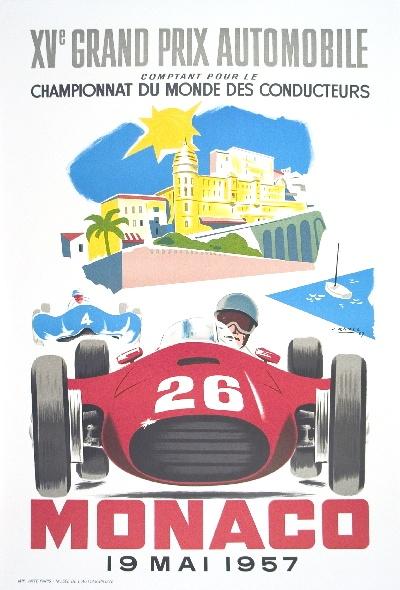 Monaco Grand Prix - 1957