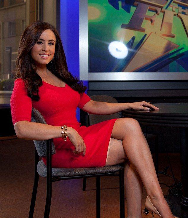 Andrea Tantaros is a Fox News TV host. Description from exposzure.com. I…