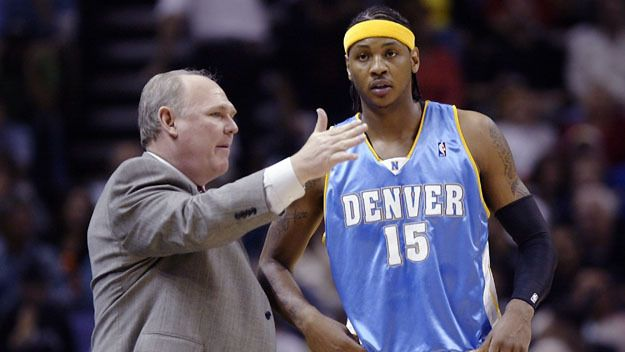 George Karl In New Book: Carmelo Anthony Had 'No Commitment To The Hard, Dirty Work'