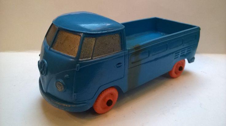 TOMTE-LEARDAL 1:24 volkswagen T1 stavanger-norway