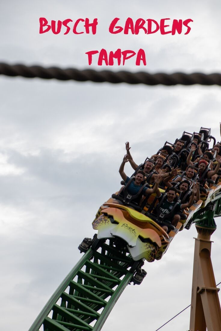 Is Busch Gardens Open On Monday