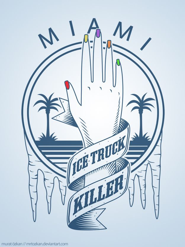 """Ice Truck Killer"" 