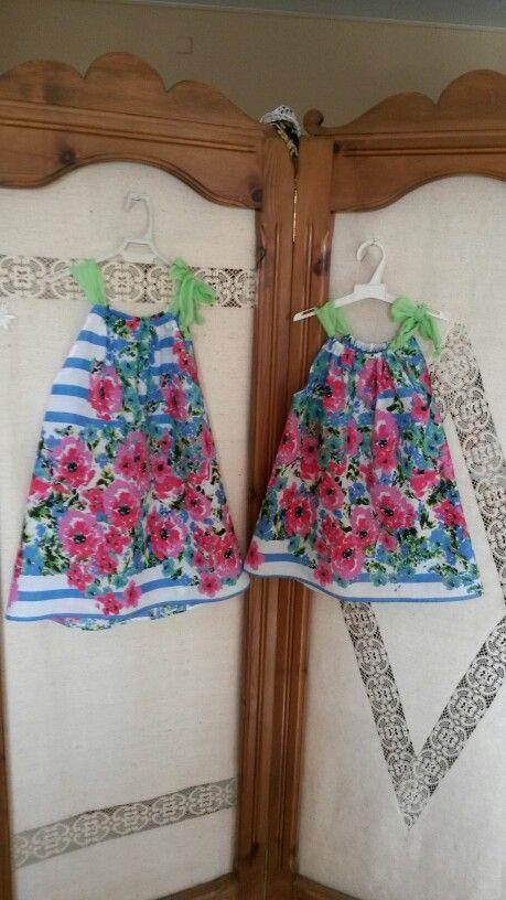 Vestidos reciclados para niñas de vestido reciclado de mamá.
