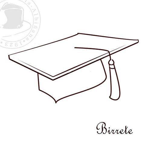 Tarjeta Graduacion, Graduacion Para, Birretes Para, Sombreros Para, Birrete Dibujo, Para Graduados, Imprimir Buscar, Buscar Con, De Honor