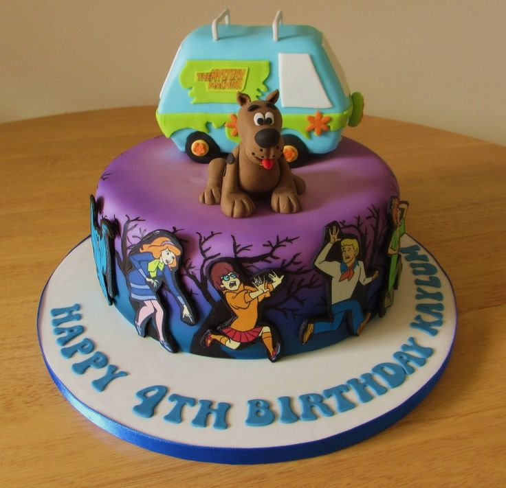 scooby doo cakes - Google Search