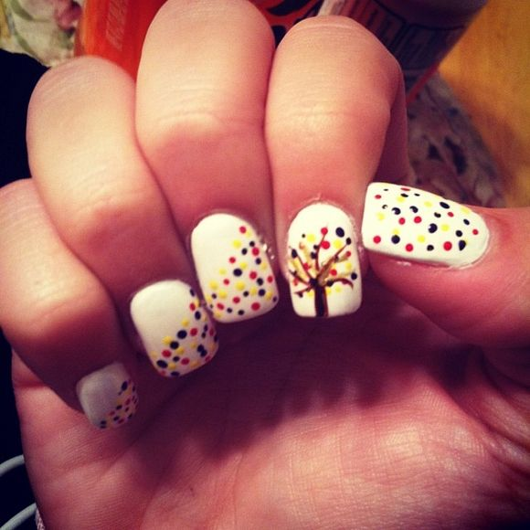 Fun Fall Nail Designs: 98 Best Images About Nails!!! On Pinterest