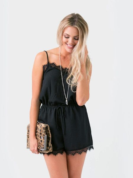 Crushing on our Naeve playsuit. Online now! $59