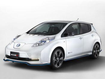 Nismo Nissan Leaf Aerodynamics Package '2013–pr.