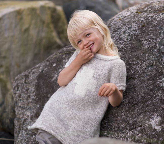 Strikk til barn - Bøker - Butikken min - Design by Marte Helgetun