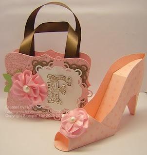 More paper shoes