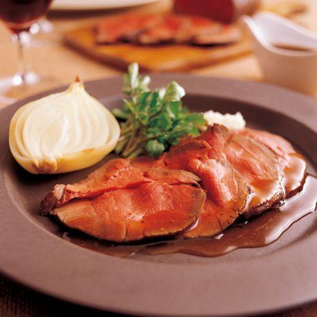 ローストビーフ | 脇雅世さんのソテーの料理レシピ | プロの簡単料理レシピはレタスクラブネット