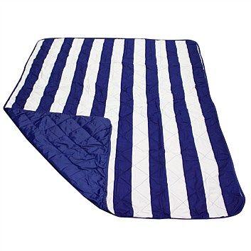 Briscoes - Urban Loft Cavana Stripe Picnic Blanket