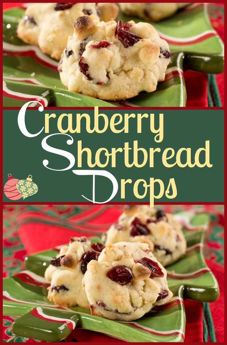 These made-from-scratch shortbread cookies will literally melt in your mouth.