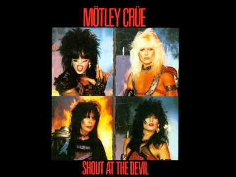 Mötley Crüe - Shout at the Devil (Full Album) - YouTube