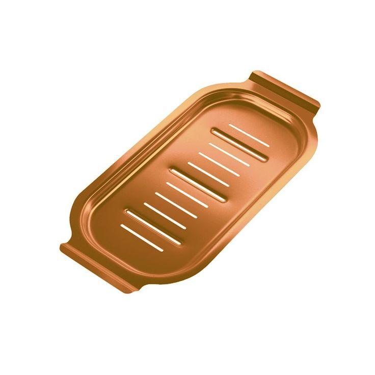CHIUVETA DE BUCATARIE ALVEUS MONARCH COLLECTION LINE 20 GOLD ,INCASTRABILA ,INOX - Iak