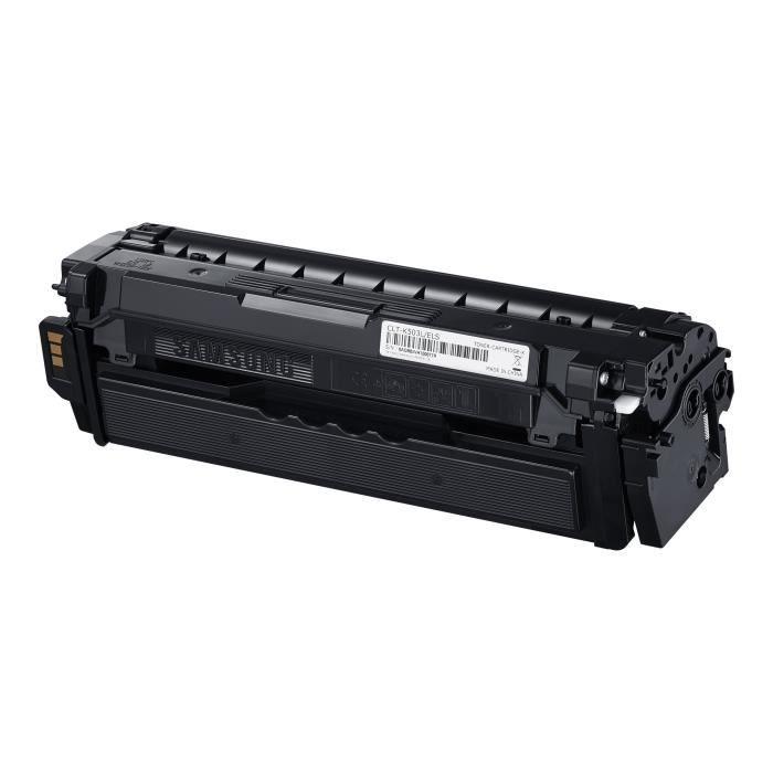 Cartouche de toner noir haut rendement Samsung CLT-K503L (SU147A) pour SL-C3010ND | C3060FR