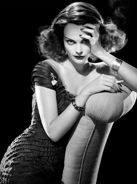 vintage glamour photography 40's - Google Search