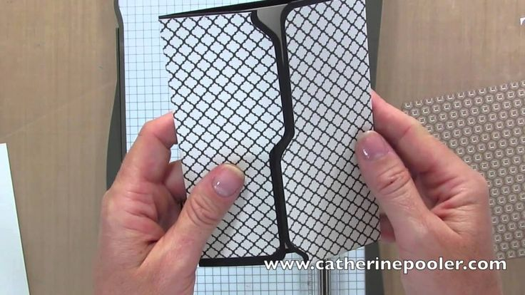 File Folders with the Envelope Punch Board