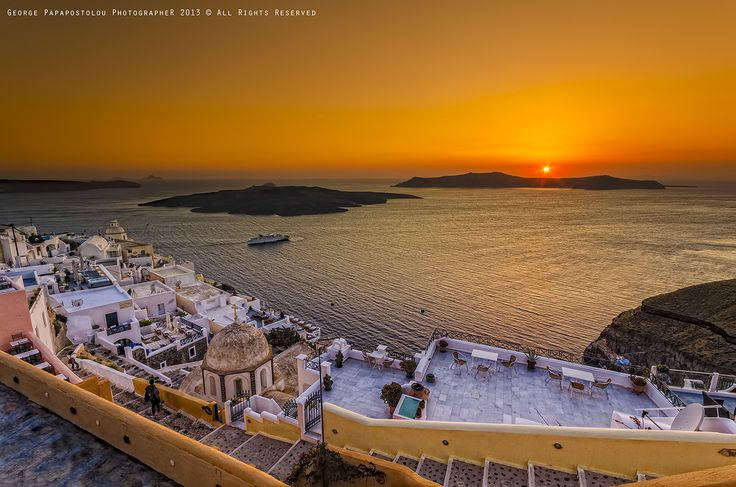 Fira Santorini http://www.yourcruisesource.com/two_chefs_culinary_cruise_-_istanbul_to_athens_greek_isles_cruise.htm