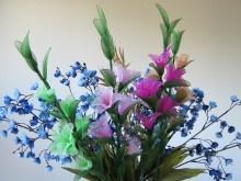 Nylon Flower Gladiolus