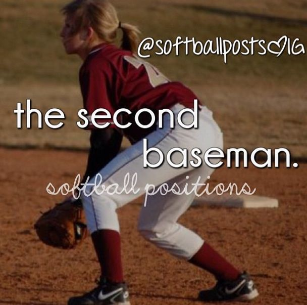 Softball. I guard that base with My Life(: