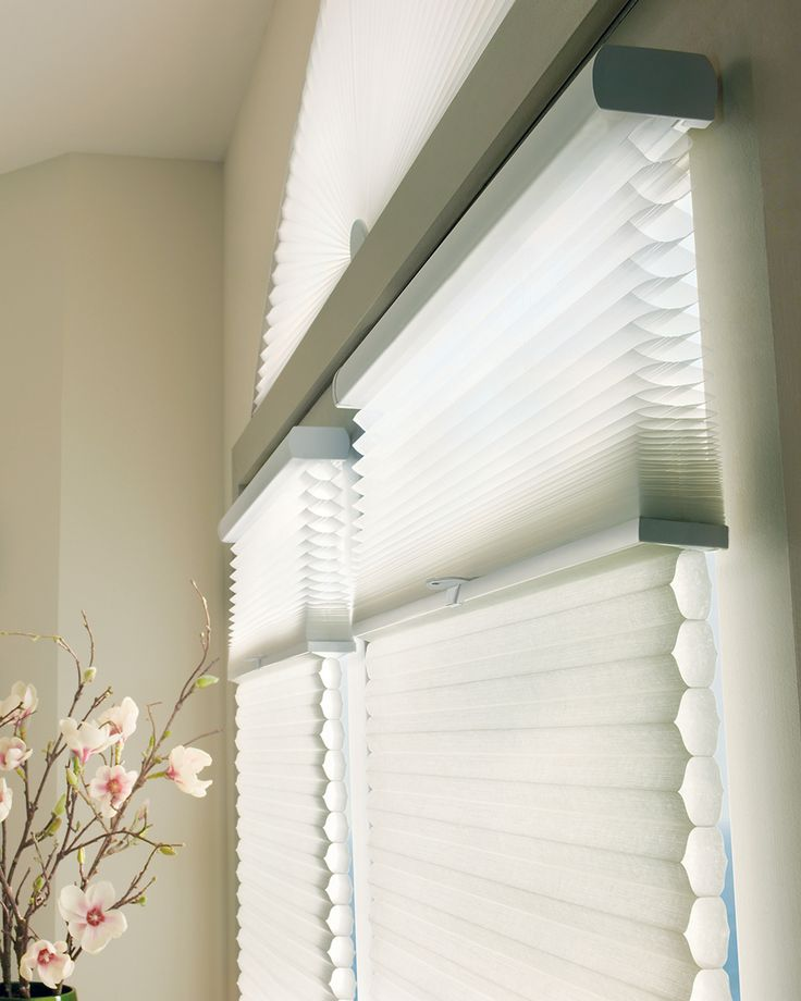 85 Best Images About Hunter Douglas Honeycomb Blinds On