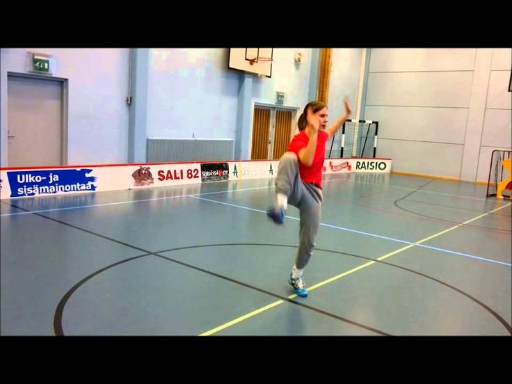 Handball Goalkeeper Training - Goalie Camp Combo Drill