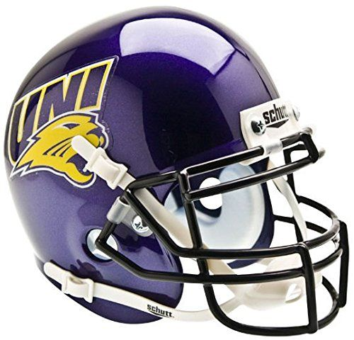 Northern Iowa Panthers Full-sized Helmet