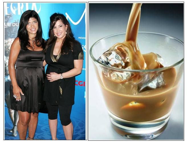 """The """"Butter Baby"""" featured on the Real Housewives of New Jersey. After a work out similar to mine, Theresa and Jacquline cool off with this cocktail. BUTTER BABY Recipe: 1 SHOT BUTTER SCOTCH SCHNAP..."""