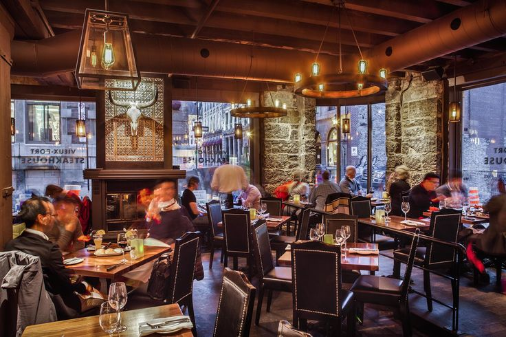 @vieuxportsteakhouse with just the right amount of lighting! Can be used for any setting.
