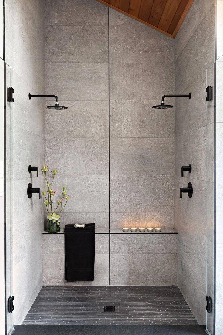 Urban Zen Spa Bathroom Modernbathroom Con Imagenes Pisos Para