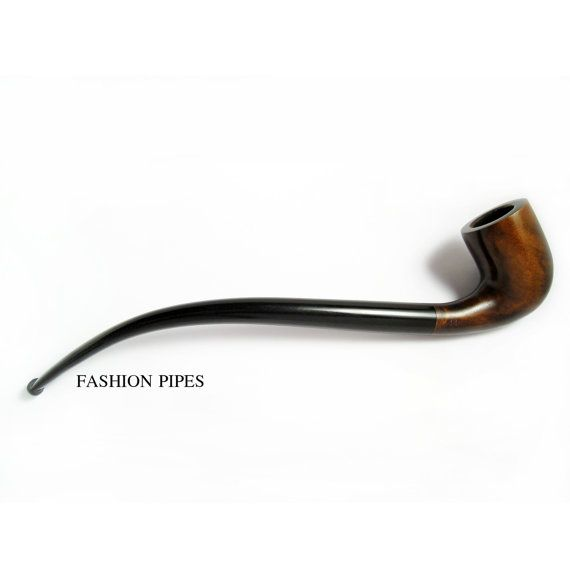 "NEW ""LORD Of The RINGS"" Long Smoking Pipe of Pear Wood Pipe 9.8'' Churchwarden Wooden Pipe Handcrafted. Exclusive Designed for pipe smokers on Etsy, $25.09 AUD"
