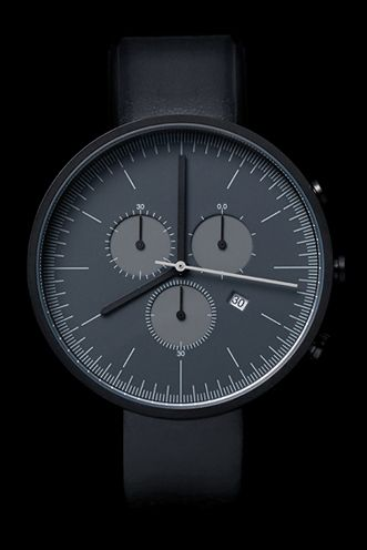 300 Series Wristwatch. We love the simplicity of the Uniformwares watches. Who knows we may stock these as well in the future