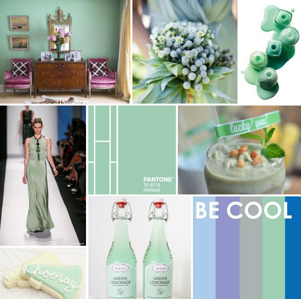 Mood Board Monday: Hemlock Green (http://blog.hgtv.com/design/2014/03/03/mood-board-monday-hemlock-green/?soc=pinterest)