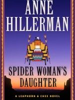 Anne Hillerman authors Spider Woman's Daughter, as she completes her late father Tony Hillerman's series.
