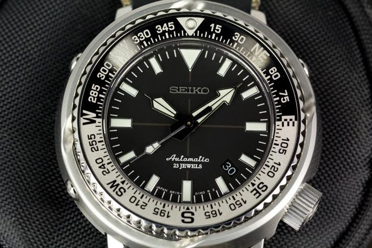 Hands-on with the Seiko Fieldmaster a.k.a. Field Tuna - Monochrome Watches - Monochrome Watches