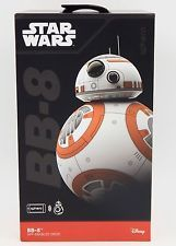 Sphero Star Wars BB-8 Droid The Force Awakens App Enabled Toys Android Robot Toy