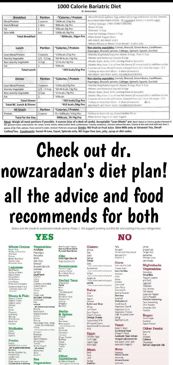Check Out Dr. Nowzaradan's Diet Plan! All The Advice And